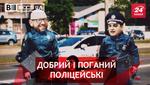 Вести. UA. Жир. Вундеркинды Гройсман и Яценюк. Набожные политики