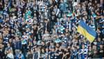 В Днепре марш фанатов накануне финала Кубка Украины закончился столкновениями с полицией: видео