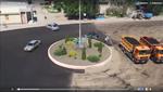 Кумедна погоня поліції за порушницею у Ржищеві: Відео