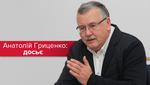 Другий у рейтингу: топ-факти і критика Анатолія Гриценка