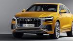 2019 Audi Q8: фото і відео за кілька годин до світової прем'єри