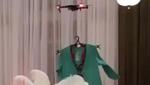 Шоу с привидениями: в Саудовской Аравии прошел показ Dolce & Gabbana с дронами вместо моделей