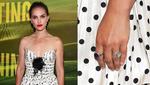 Натали Портман очаровала образом в трендовом платье: фото
