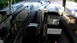 Пасажир вилетів крізь лобове скло та зилишився живим (відео)