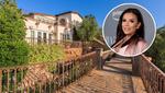 Ева Лонгория продает свой очаровательный особняк в Лос-Анджелесе: фото изнутри
