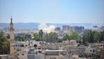 Российские военные начали переговоры о мире с повстанцами в Сирии