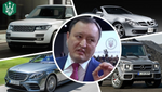 """""""Всю жизнь на госслужбе"""": откуда у губернатора Запорожья 5 элитных авто и миллионы наличными"""