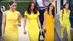 Главный тренд лета 2018: как носить желтый цвет на примере знаменитостей