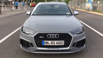 Новий універсал Audi виявився швидшим за суперкар R8 (відео)
