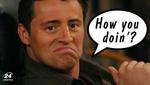 """10 самых смешных цитат Мэтта Леблана из сериала """"Друзья"""""""