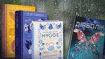 Жара и дожди: шесть книг, которые украсят период летних ливней