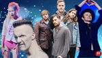 Афіша подій на серпень у Києві: незабутні концерти ОЕ, Die Antwoord та Imagine Dragons