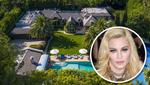 Мадонна продает роскошный дом в Беверли-Хиллз: фото загородного имения