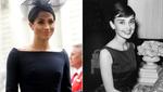 Кто вдохновляет Меган Маркл на стильные образы: фотосравнение