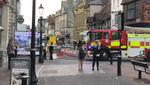 Поліція у Солсбері перекрила вулицю через чоловіка, якому стало погано