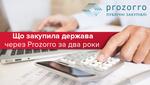 Топ-товар ProZorro на 100 миллиардов в год: что покупает государство