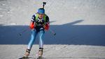 Российская биатлонистка рассказала, почему решила выступать за Украину