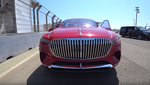 Відео-огляд електричного кросовера Mercedes-Maybach