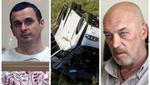 Головні новини 12 серпня: Псевдозвільнення Сенцова, ДТП з українцями в Угорщині