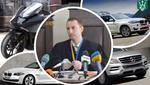 Як родичі судді Антонова, який закрив справу Кернеса, збагатилися квартирами та елітними авто