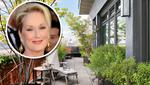 Мерил Стрип продает свое поместье в Нью-Йорке: роскошные фото изнутри
