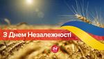 День Незалежності України: як вітають зі святом перші особи держави