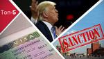 Безвізові країни для українців, нові санкції проти РФ і шокуючі заяви Трампа: топ-5 блогів тижня