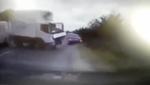 Кортеж президента попал в серьезную аварию: Видео