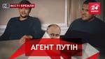 Вєсті Кремля. Слівкі. Третій ГРУшник. Епічне звільнення Навального