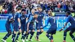 Франція зіграла у феєричну нічию з Ісландією: відео голів