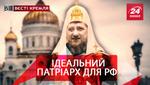 Вєсті Кремля. Патріарх Кадиров. Вбивчий реп Oxxxymiron
