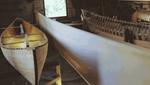 Андрій Яковлєв – єдиний в Україні, хто виготовляє унікальні автентичні каное