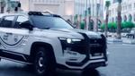 Самый технологичный полицейский автомобиль современности показали на видео