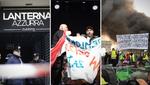 Головні новини 8 грудня: трагедія у клубі в Італії, зірваний концерт росіян і протести в Парижі
