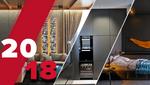 Тренды в дизайне интерьеров 2018: что было в квартирной моде этого года