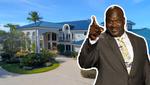 Бассейн, кинотеатр и баскетбольная площадка: Шакил О'Нил продает огромный особняк во Флориде