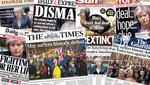Величайшее поражение в истории: что британские СМИ пишут о провале Brexit