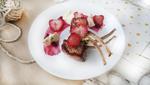 Каре телятины с вишневым соусом – рецепт праздничного ужина на День Валентина