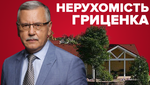 Имение в Конча-Заспе и элитные квартиры у жены: какую недвижимость скрывает Анатолий Гриценко