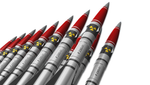 У кого з ядерних країн найбільше боєголовок: інфографіка