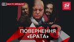 Вести Кремля: Потуги России поднять кинематограф. Фьюжн-кухня по-русски