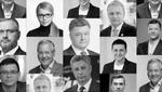 Какие эмоции у украинцев вызывают кандидаты в президенты: эксклюзивный рейтинг