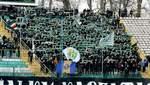 Стюарды во время львовского дерби не смогли поймать выбежавшего на поле фаната: курьезное видео