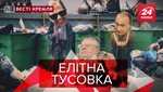 Вести Кремля: Как россияне едят из мусорников. Зверев – преемник Путина