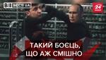 Вєсті.UA: Смішний боєць Зеленський. Мураєв зробив подарунок Вілкулу