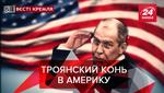 Вести Кремля. Сливки: Все проблемы из-за Америки. Русский интернет без западной ереси