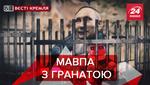 Вести Кремля: Россию держат за забором. Чеченский Волдеморт