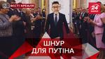 Вєсті Кремля: Загроза для Путіна – Шнуров іде в політику. Пророк сказав, що Лазарєв пабєдіт