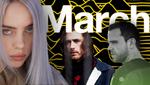 Музичні новинки березня: 10 пісень та альбомів, які варто почути
