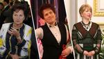 Жены украинских президентов: кто они и чем запомнились